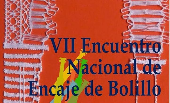 VII Encuentro Nacional de Encaje de Bolillo