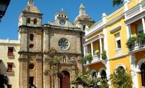Cartagena de Indias, ciudad hermanada con Sevilla