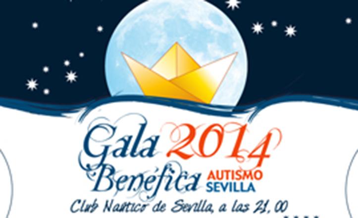 Cartel de la XV Gala del Autismo de Sevilla