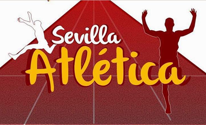Cartel «Sevilla atlética», por la fibrosis quística