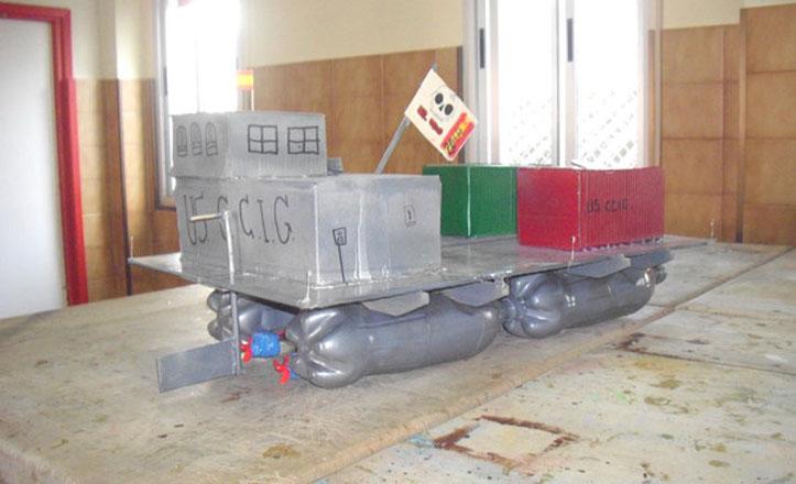 Alumnos del colegio Santa Ana ganan el concurso «Rumbo Sostenible»