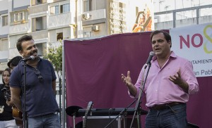 Óscar Martos y Jaime Ruiz