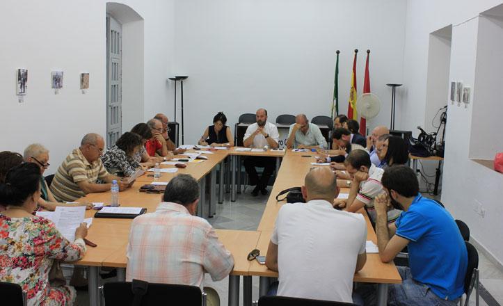 Aprueban las primeras propuestas de la e-democracia en el pleno de Triana