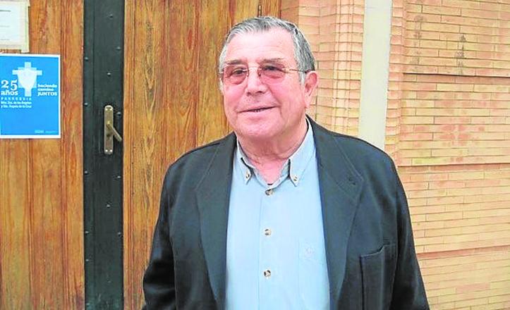 José Moreno Vega, párroco de los Ángeles y Santa Ángela de la Cruz, ha fallecido