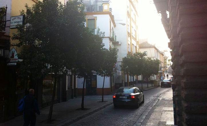 La calle Alfonso XII se abre al tráfico este viernes