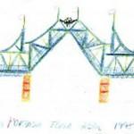 Boceto para portada de Feria / Asoc. Planuente