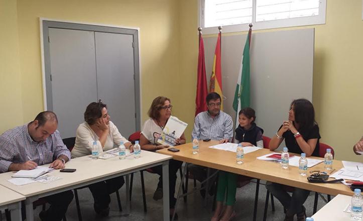 Los más pequeños exponen sus propuestas en las Juntas Municipales de Distrito