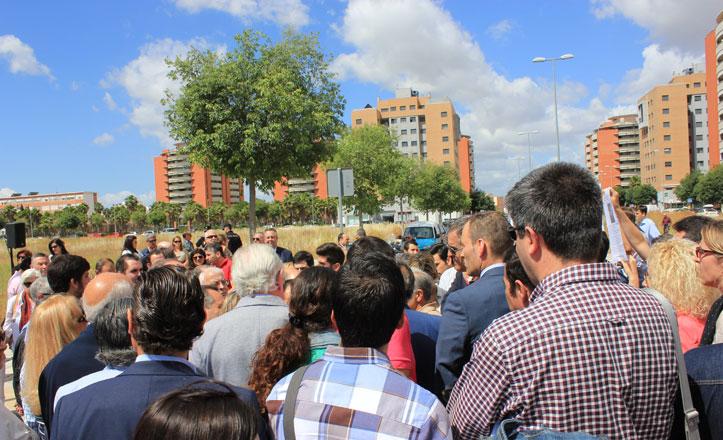 Vecinos de Bellavista piden la eliminación de barreras arquitectónicas