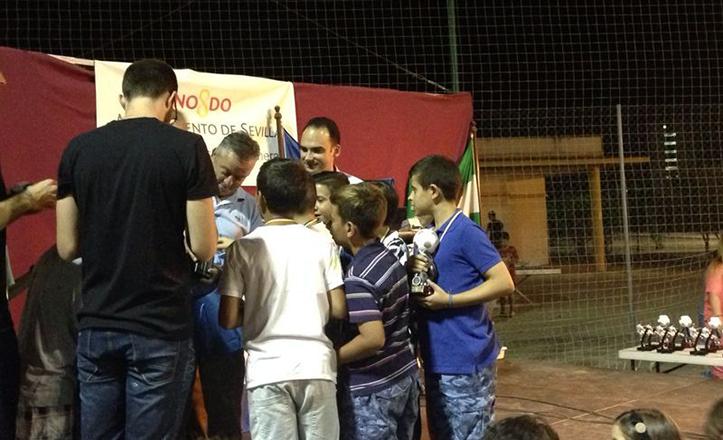 XXXIX Fiesta del Deporte de la U.D Bellavista