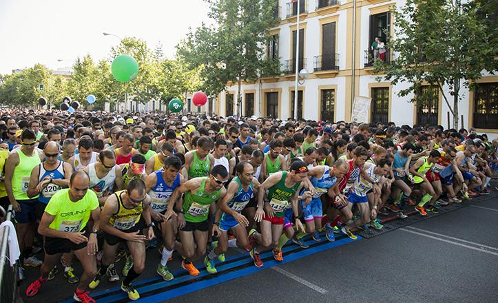 Carrera Parque de María Luisa. Circuito #Sevilla 10