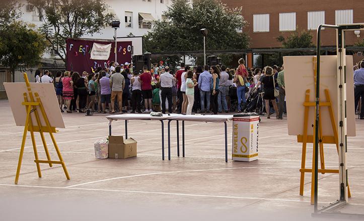 Celebración del Fin de Curso en el Colegio Juan Sebastián Elcano