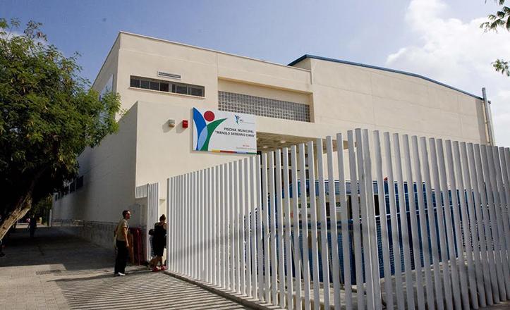Imagen de archivo del Centro Deportivo Los Mares