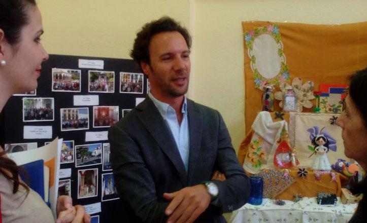 Finaliza la exposición de los talleres socioculturales del Cerro-Amate