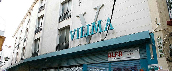 Almacenes Vilima