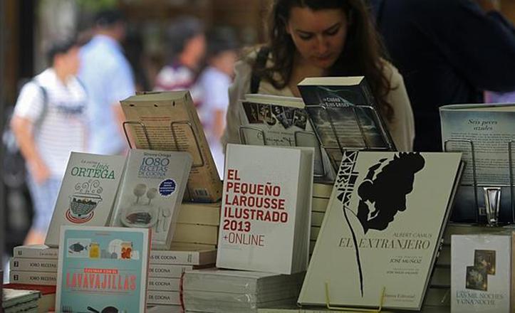 Feria del Libro Sevilla 2014