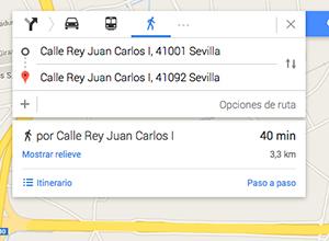 Paseo Juan Carlos I