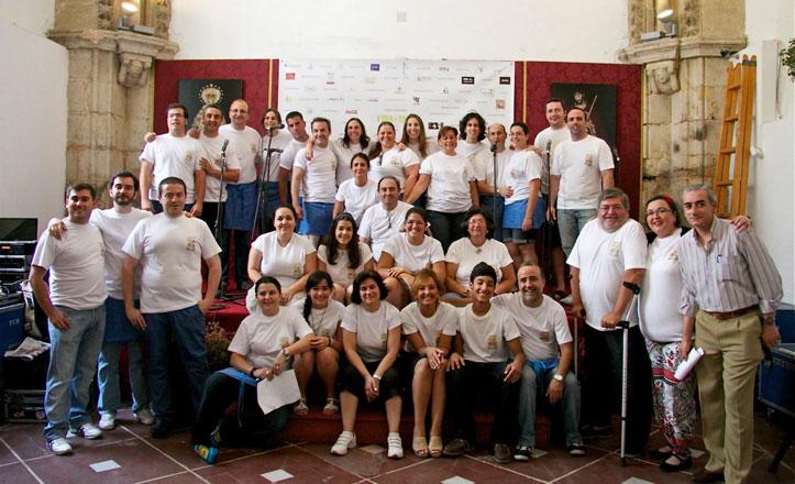 Nervión acoge el III Día de la Tapa de la Hermandad de San Esteban