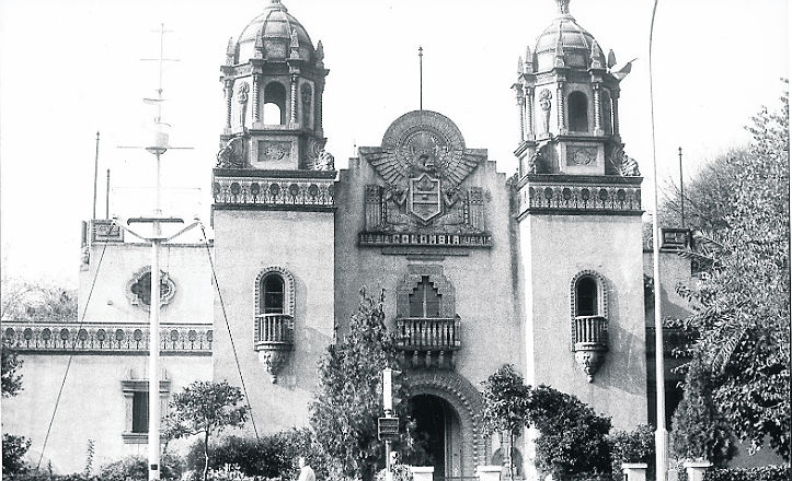 Pabellón de Colombia 1929