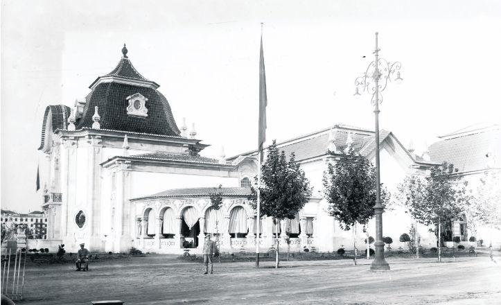 Pabellón de Portugal 1929
