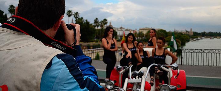 Un fotógrafo de Photoquivir