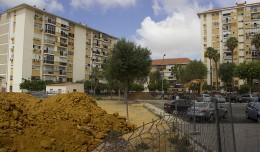 Arranca la reurbanización de la plaza Bib Rambla