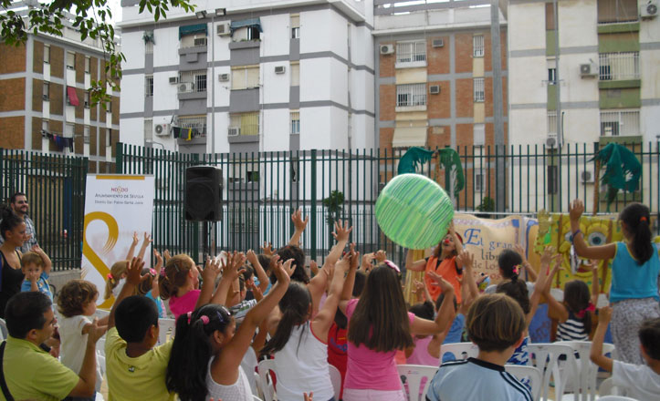 Continúa con éxito el tercer ciclo de títeres en San Pablo