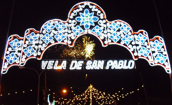San Pablo clausura su Velá