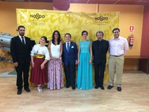 «La zarzuela en sueños» se estrena con gran éxito en el Distrito Macarena