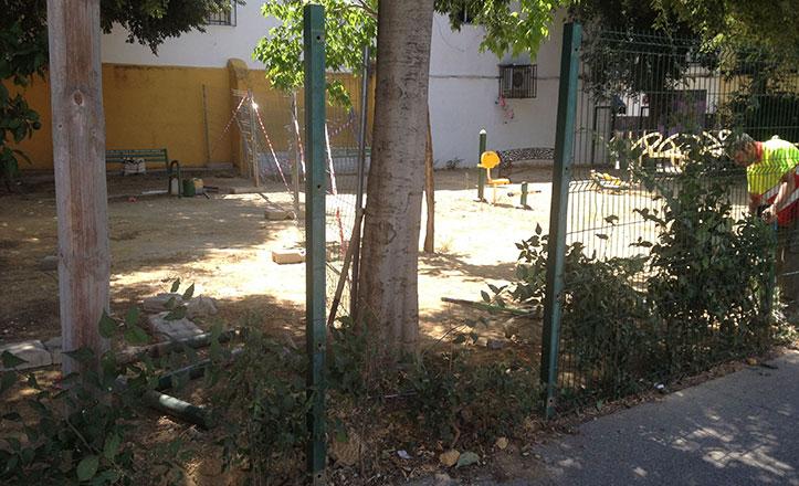 Comienzan las obras de mejora en la calle Princesa