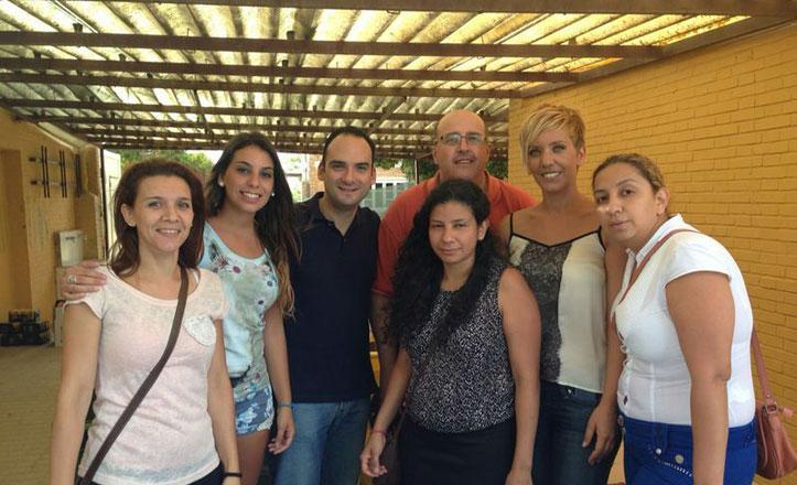 Los colegios del distrito Bellavista-La Palmera celebran el fin de curso