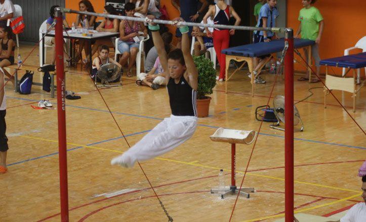 El Club de Gimnasia Artística Blume logra varias medallas y copas en el Campeonato de España