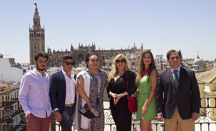 Falete ofrecerá el próximo jueves un concierto benéfico acompañado por Patricia Vela, Erika Leiva, Antonio Cortés y Frank Sánchez