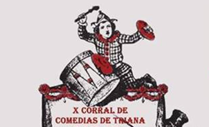 Cartel X Corral Comedias Triana