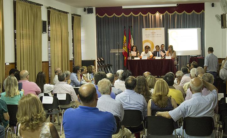 Momento del Debate de Estado del Distrito Bellavista-La Palmera