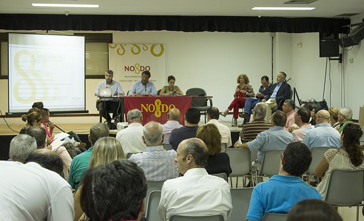 Debate de Estado del Distrito Este-Alcosa-Torreblanca 2014