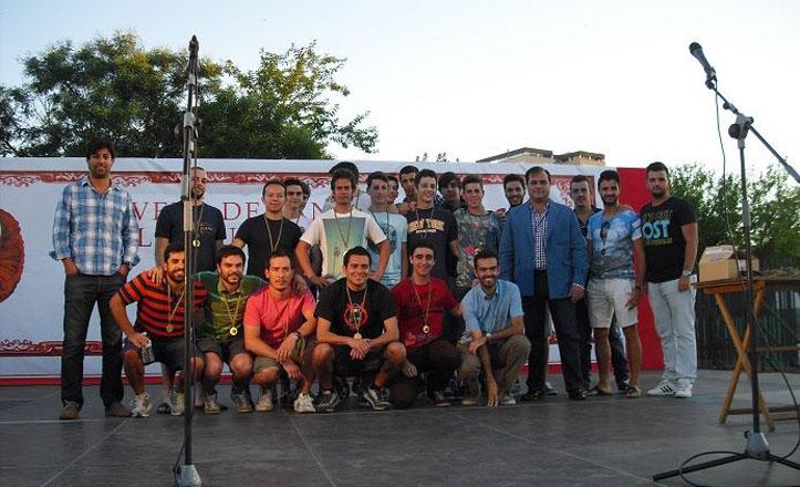 Entregan los trofeos del I Campeonato de Fútbol Sala «Rafael Gordillo»