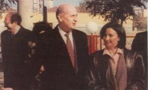 Marián Pantoja en el 94, fecha en que nace el centro actual