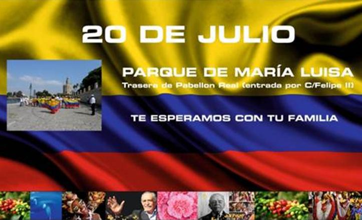 Cartel Fiesta Nacional Colombia