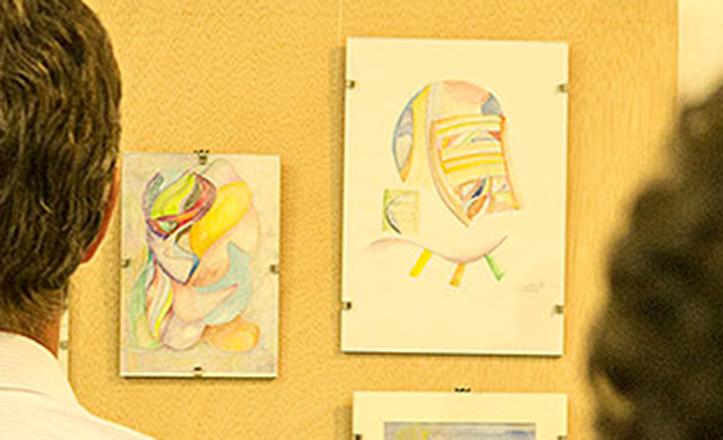 Detalle de obras de Gualberto García