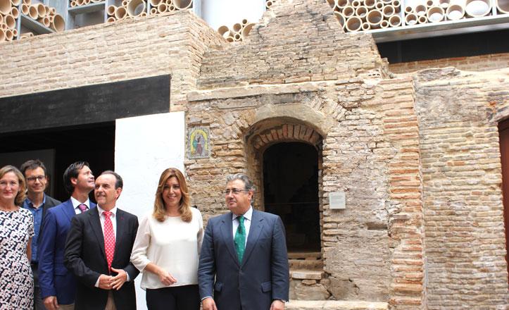 Inauguran el Museo de la Cerámica de Triana