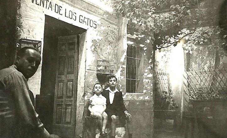 La Venta de los Gatos: el ventorrillo más famoso de Andalucía