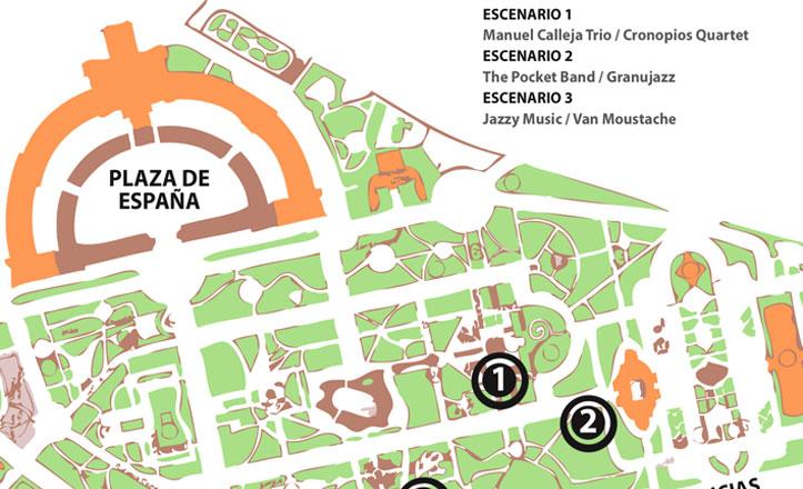El Parque de María Luisa acogerá el Festival Jazz in Green