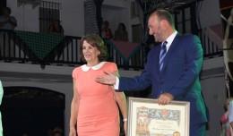 María Luisa Murillo: «La Velá de Triana era más humana, más nuestra»