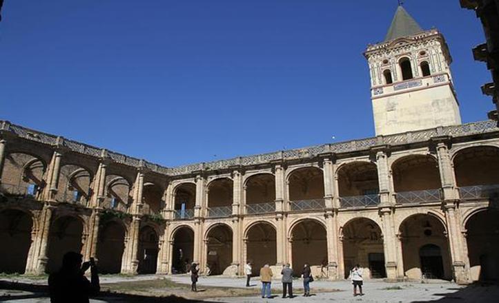 San Jerónimo de Buenavista, de monasterio a lazareto, imprenta, cebadero, cementerio, fábrica... y centro cívico