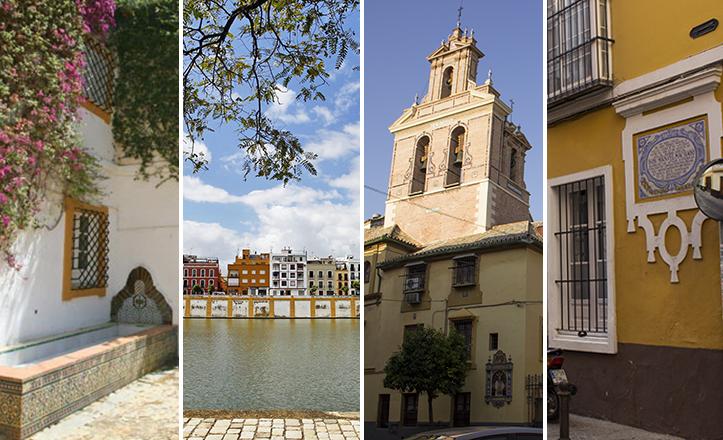 Los diez espacios sevillanos que definen a Antonio Machado