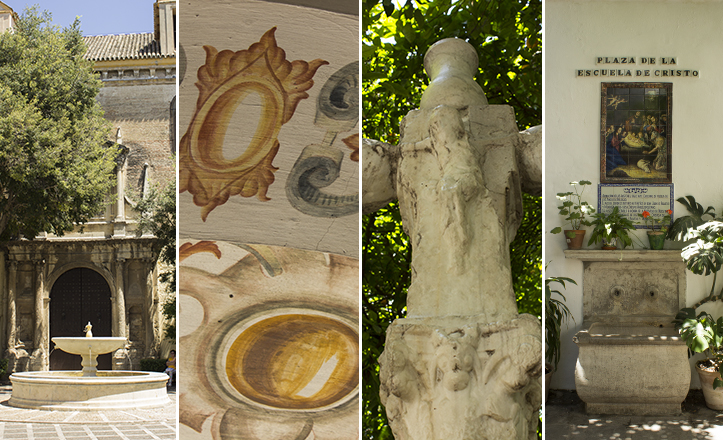 Las plazas «ocultas», y con encanto, de Sevilla