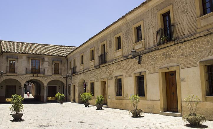 La actual calle Habana da nombre al viejo Patio de Mercaderes de la Real Casa de la Moneda