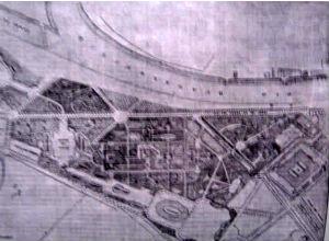 Plano Plaza de España