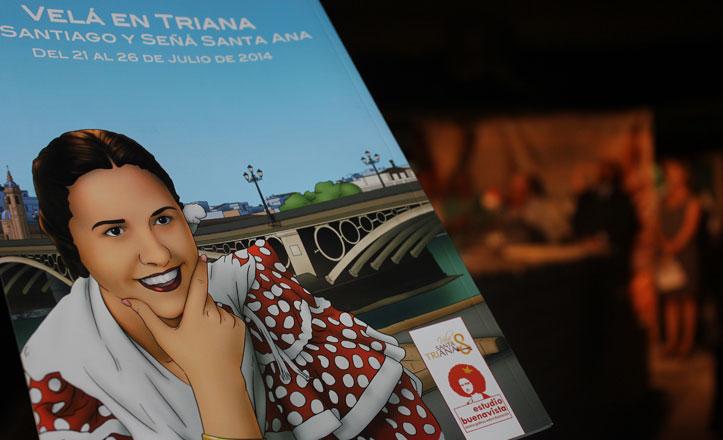 Triana promociona su fiesta grande con un spot de la Velá