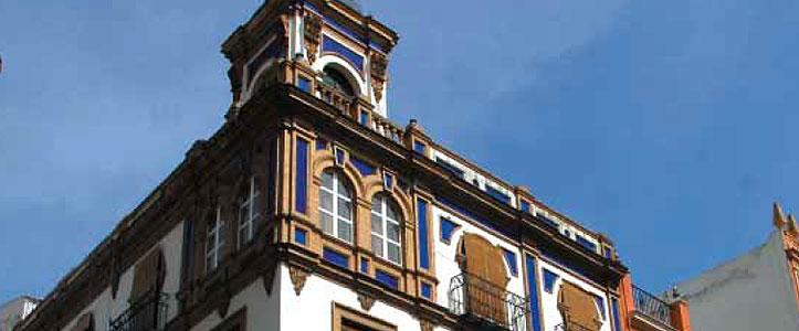 Calle Almansa y Pastor y Landero